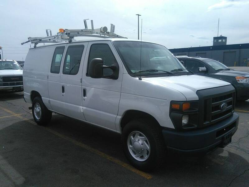 2012 SALE PENDING....Ford Cargo Van ONLY 39,935 miles - LIKE NEW! for sale at Albers Sales and Leasing, Inc in Bismarck ND