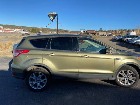 2013 Ford Escape for sale at Skyway Auto INC in Durango CO