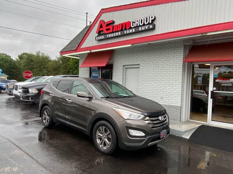 2013 Hyundai Santa Fe Sport for sale at AG AUTOGROUP in Vineland NJ
