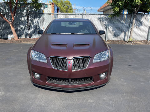 2009 Pontiac G8 for sale at BSL Bay Sport & Luxury in Redwood City CA