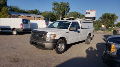 2013 Ford F-150 for sale at MOUNTAIN WEST MOTORS LLC in Albuquerque NM