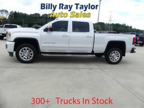 2018 GMC Sierra 2500HD for sale at Billy Ray Taylor Auto Sales in Cullman AL