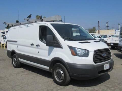 2015 Ford Transit Cargo for sale at Atlantis Auto Sales in La Puente CA