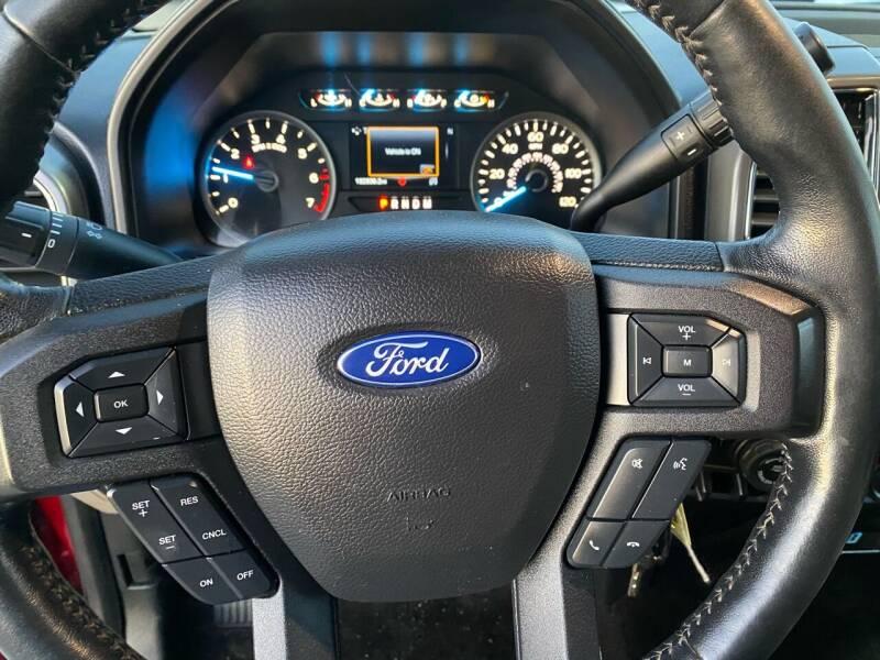 2018 Ford F-150 4x4 XLT 4dr SuperCrew 5.5 ft. SB - Idaho Falls ID