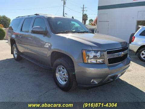 2007 Chevrolet Suburban for sale at About New Auto Sales in Lincoln CA