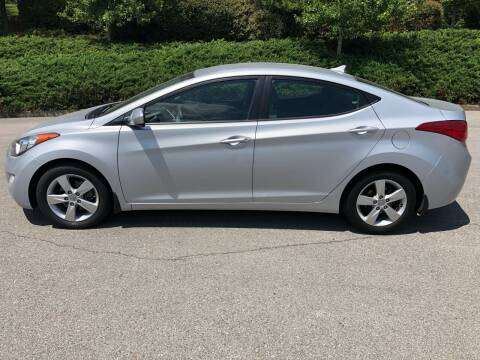 2012 Hyundai Elantra for sale at Ron's Auto Sales (DBA Paul's Trading Station) in Mount Juliet TN