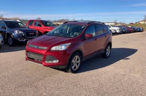 2013 Ford Escape for sale at Valley Auto Sales in Fargo ND