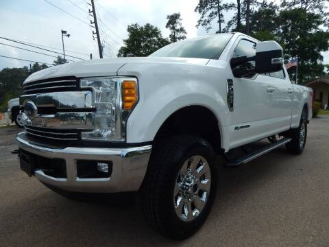 2017 Ford F-250 Super Duty for sale at Medford Motors Inc. in Magnolia TX