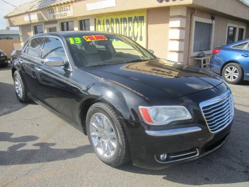 2013 Chrysler 300 for sale at Cars Direct USA in Las Vegas NV