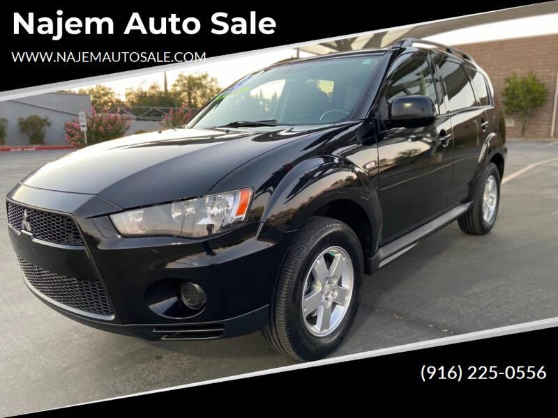 2008 Mitsubishi Eclipse for sale at Najem Auto Sale in Sacramento CA