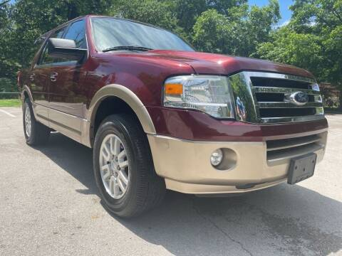 2012 Ford Expedition for sale at Thornhill Motor Company in Lake Worth TX