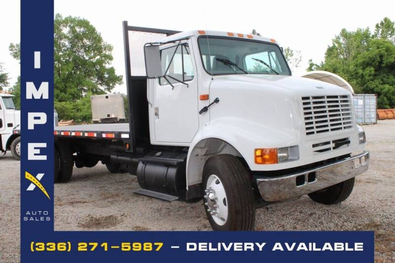 1999 International 8100 for sale at Impex Auto Sales in Greensboro NC