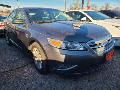 2012 Ford Taurus for sale at AA Auto Sales LLC in Columbia MO
