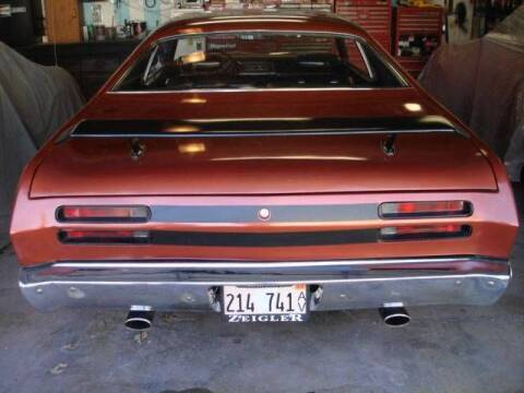 1970 Plymouth Valiant