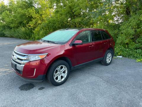 2013 Ford Edge for sale at Mark Regan Auto Sales in Oswego NY