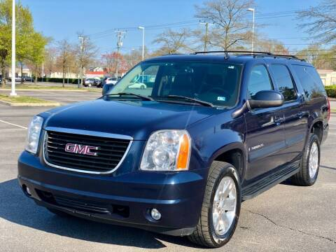 2008 GMC Yukon XL for sale at Supreme Auto Sales in Chesapeake VA