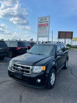 2010 Ford Escape for sale at US 24 Auto Group in Redford MI
