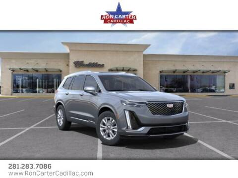 2021 Cadillac XT6 for sale at Ron Carter  Clear Lake Used Cars in Houston TX