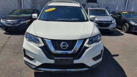 2017 Nissan Rogue for sale at Buy Here Pay Here Auto Sales in Newark NJ