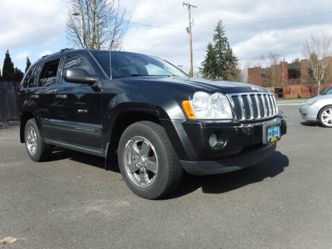 2005 Jeep Grand Cherokee for sale at Brooks Motor Company, Inc in Milwaukie OR