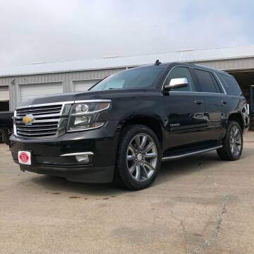 2017 Chevrolet Tahoe for sale at UNITED AUTO INC in South Sioux City NE