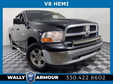 2009 Dodge Ram Pickup 1500 for sale at Wally Armour Chrysler Dodge Jeep Ram in Alliance OH