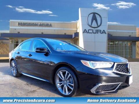 2019 Acura TLX for sale at Precision Acura of Princeton in Lawrenceville NJ