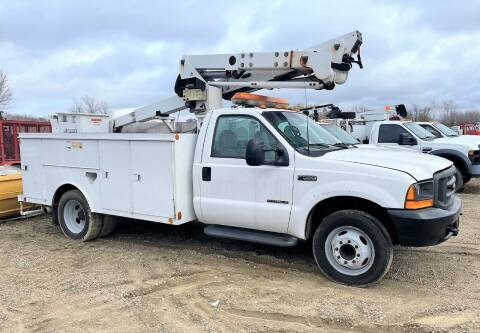 1999 Ford F-550 Super Duty for sale at KA Commercial Trucks, LLC in Dassel MN