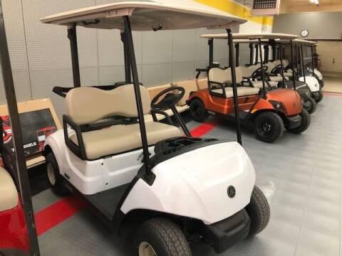 2021 Yamaha Fleet Gas Golf Car for sale at Curry's Body Shop in Osborne KS