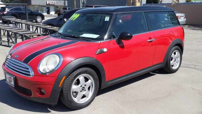 2009 MINI Cooper Clubman for sale at Approved Autos in Bakersfield CA