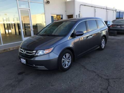 2017 Honda Odyssey for sale at Safi Auto in Sacramento CA
