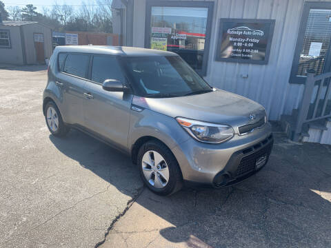 2015 Kia Soul for sale at Rutledge Auto Group in Palestine TX