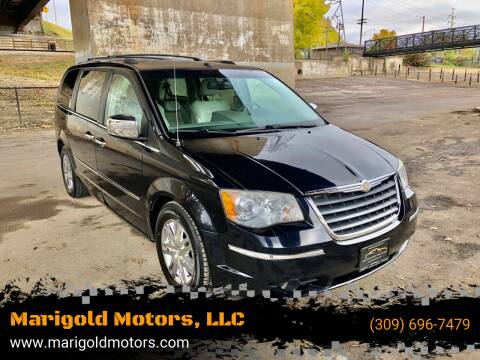 2010 Chrysler Town and Country for sale at Marigold Motors, LLC in Pekin IL