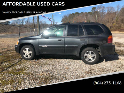 2005 GMC Envoy for sale at AFFORDABLE USED CARS in Richmond VA