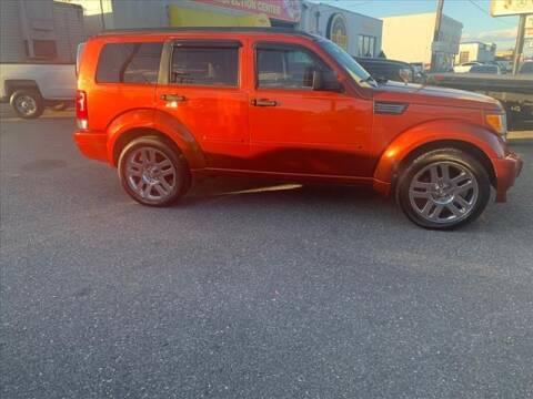 2007 Dodge Nitro for sale at Glen Burnie Auto Exchange in Glen Burnie MD