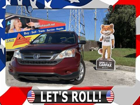 2011 Honda CR-V for sale at Das Autohaus Quality Used Cars in Clearwater FL