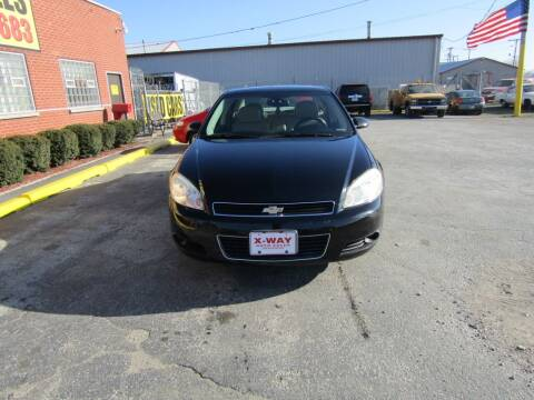 2013 Chevrolet Impala for sale at X Way Auto Sales Inc in Gary IN