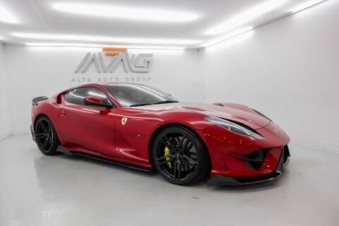 2019 Ferrari 812 Superfast for sale at Alta Auto Group LLC in Concord NC