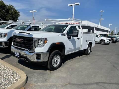 2021 GMC Sierra 2500HD for sale at Dow Lewis Motors in Yuba City CA