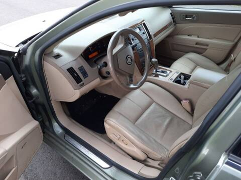 2005 Cadillac STS for sale at Harmony Auto Sales in Marengo IL