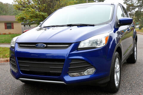2016 Ford Escape for sale at Prime Auto Sales LLC in Virginia Beach VA