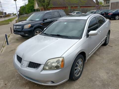 2005 Mitsubishi Galant for sale at A BOTTOM DOLLAR AUTO SALES in Shawnee OK