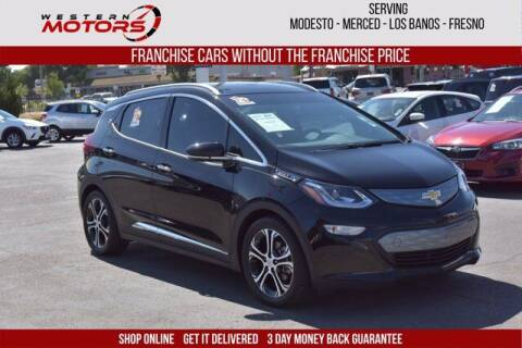 2017 Chevrolet Bolt EV for sale at Choice Motors in Merced CA