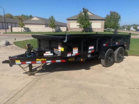 2022 Big Tex 16LP-14 Dump Box 17.6k #8673