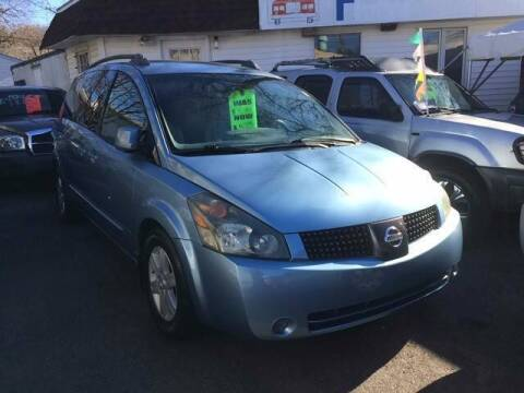2004 Nissan Quest for sale at Drive Deleon in Yonkers NY