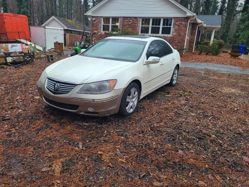 2006 Acura RL for sale at Cumberland Used Auto Parts in Marietta GA