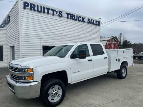 2015 Chevrolet Silverado 2500HD for sale at Pruitt's Truck Sales in Marietta GA