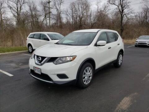 2016 Nissan Rogue for sale at White's Honda Toyota of Lima in Lima OH