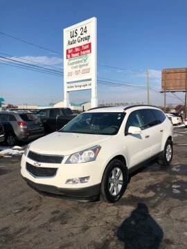 2011 Chevrolet Traverse for sale at US 24 Auto Group in Redford MI