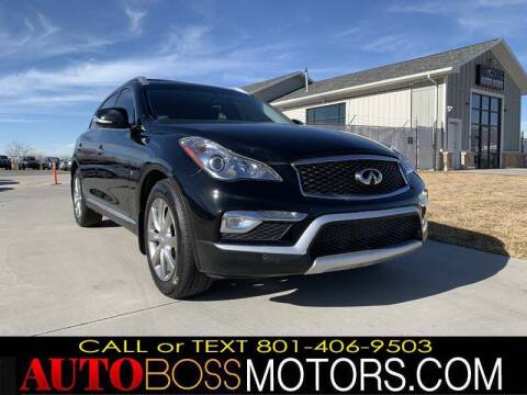 2016 Infiniti QX50 for sale at Auto Boss in Woodscross UT